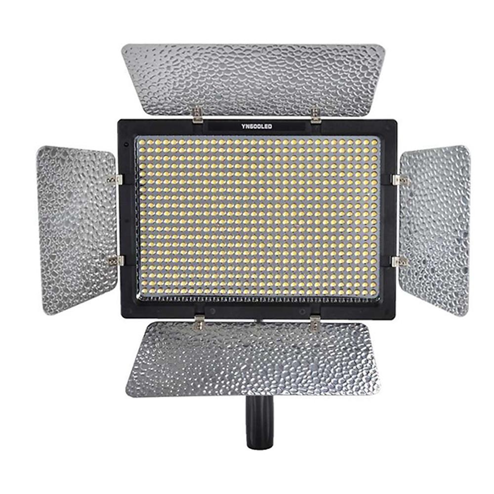 So Sánh Giá Đèn LED Yongnuo 600 (Đen) - Hàng Nhập Khẩu