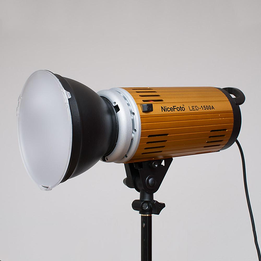 So Sánh Giá Đèn Nicefoto LED 1500A Video Light 3200K-7500K