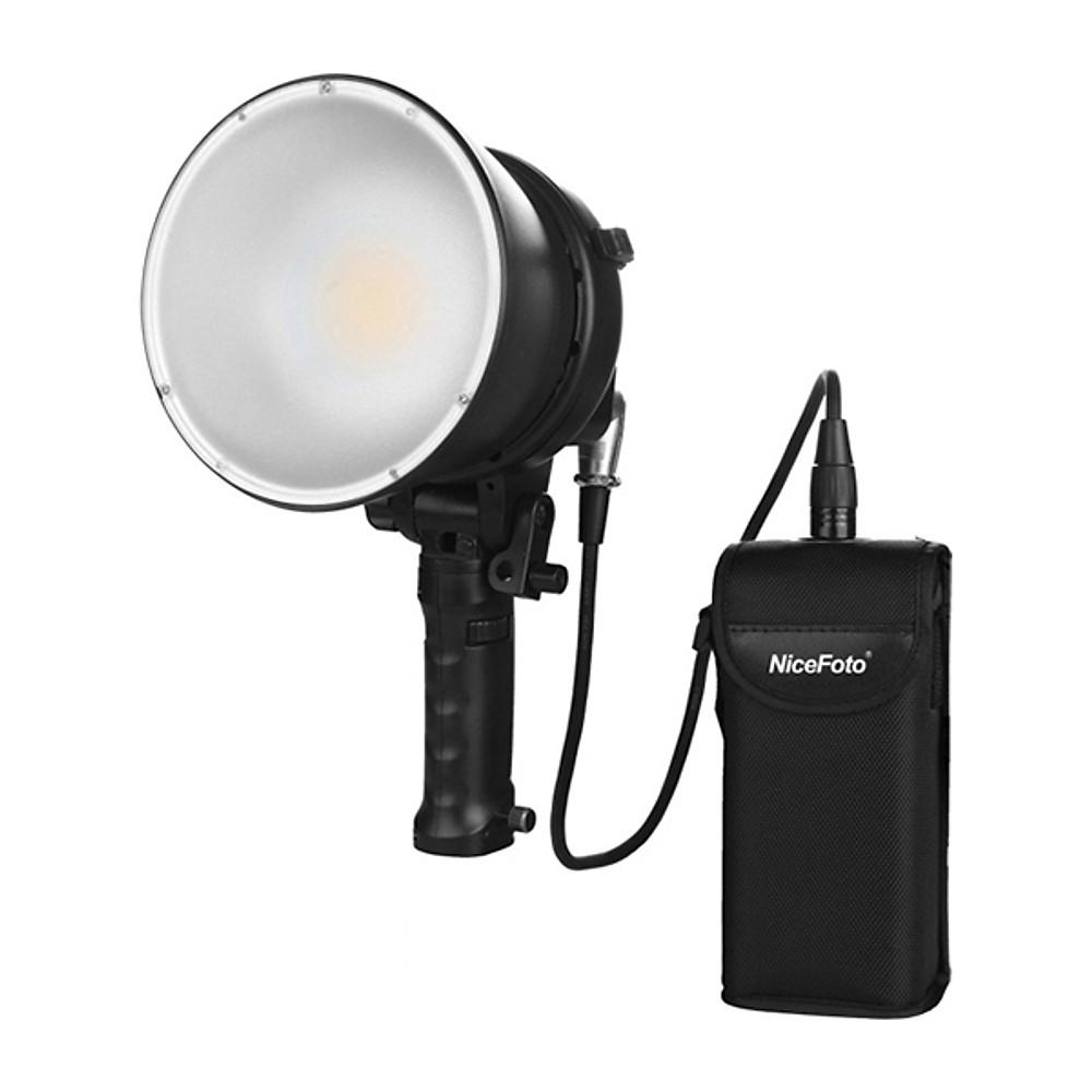 So Sánh Giá Đèn Nicefoto LED Outdoor Video Light HB600B