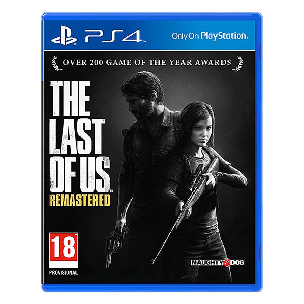 Đánh giá Đĩa Game PlayStation PS4 Sony The Last Of Us Remastered Hệ Asia - Hàng Chính Hãng