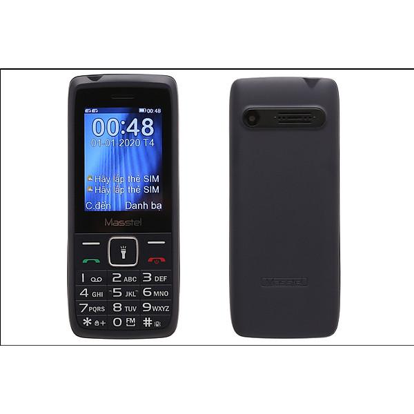 Review Điện thoại Masstel izi 220 _ Hàng chính hãng_ Đen