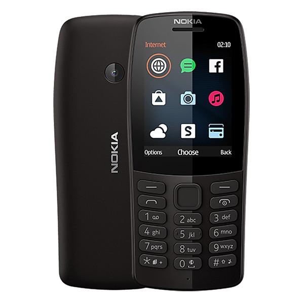 Review Điện Thoại Nokia 210 - Hàng Chính Hãng