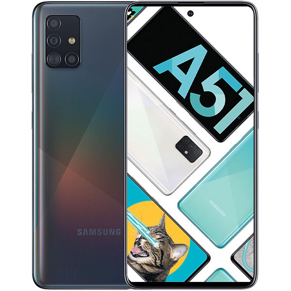 Review Điện Thoại Samsung Galaxy A51 (8GB