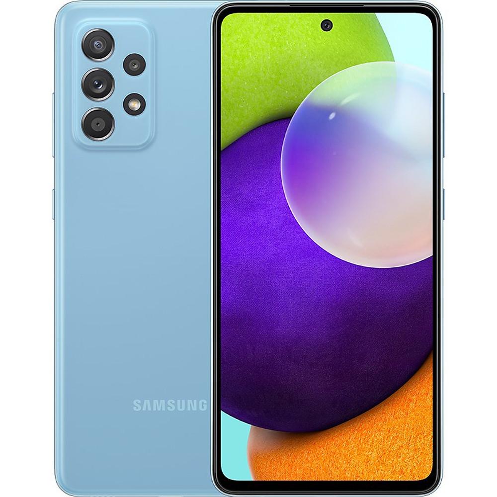 Review Điện Thoại Samsung Galaxy A52 (8GB