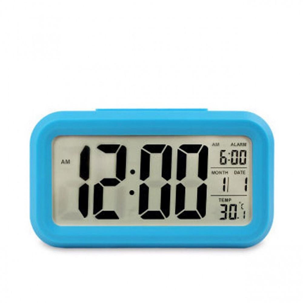 Review Đồng hồ báo thức cảm biến phát sáng trong đêm
