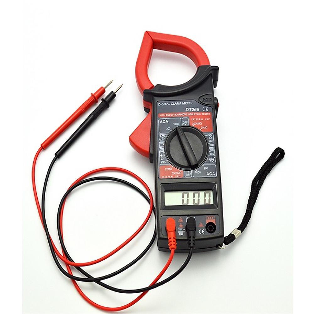 Đánh giá Đồng hồ đo điện vạn năng sửa chữa DT_266