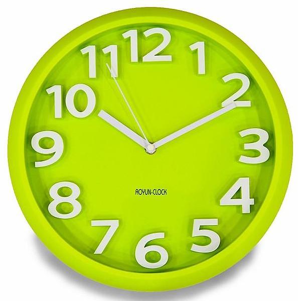 So Sánh Giá Đồng Hồ Treo Tường Kim Trôi Cao Cấp Aoyun Clock