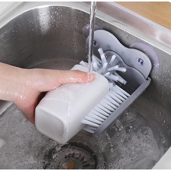 So Sánh Giá Dụng Cụ Cọ Rửa Ly Tiện Lợi, Dụng Cụ Nhà Bếp Thông Minh Rửa Cốc Chén 2 Mặt Cùng Lúc đồ Gia Dụng Nhà Bếp GD169-CoRLy