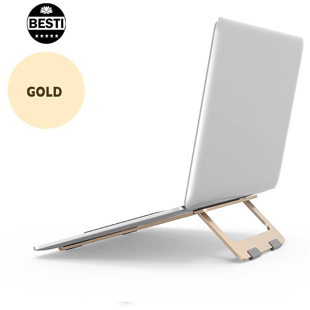 Đánh giá Giá Đỡ Dành Cho Laptop,  Macbook Để Bàn Chất Liệu Hợp Kim Nhôm Cao Cấp - Hàng Chính Hãng