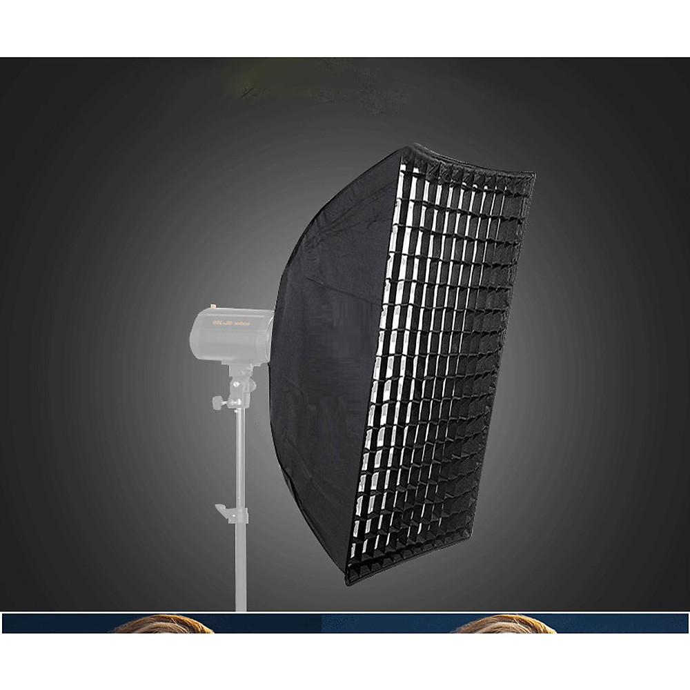 So Sánh Giá Grip Lưới Tổ Ong Vuông 60x60 + Softboxx
