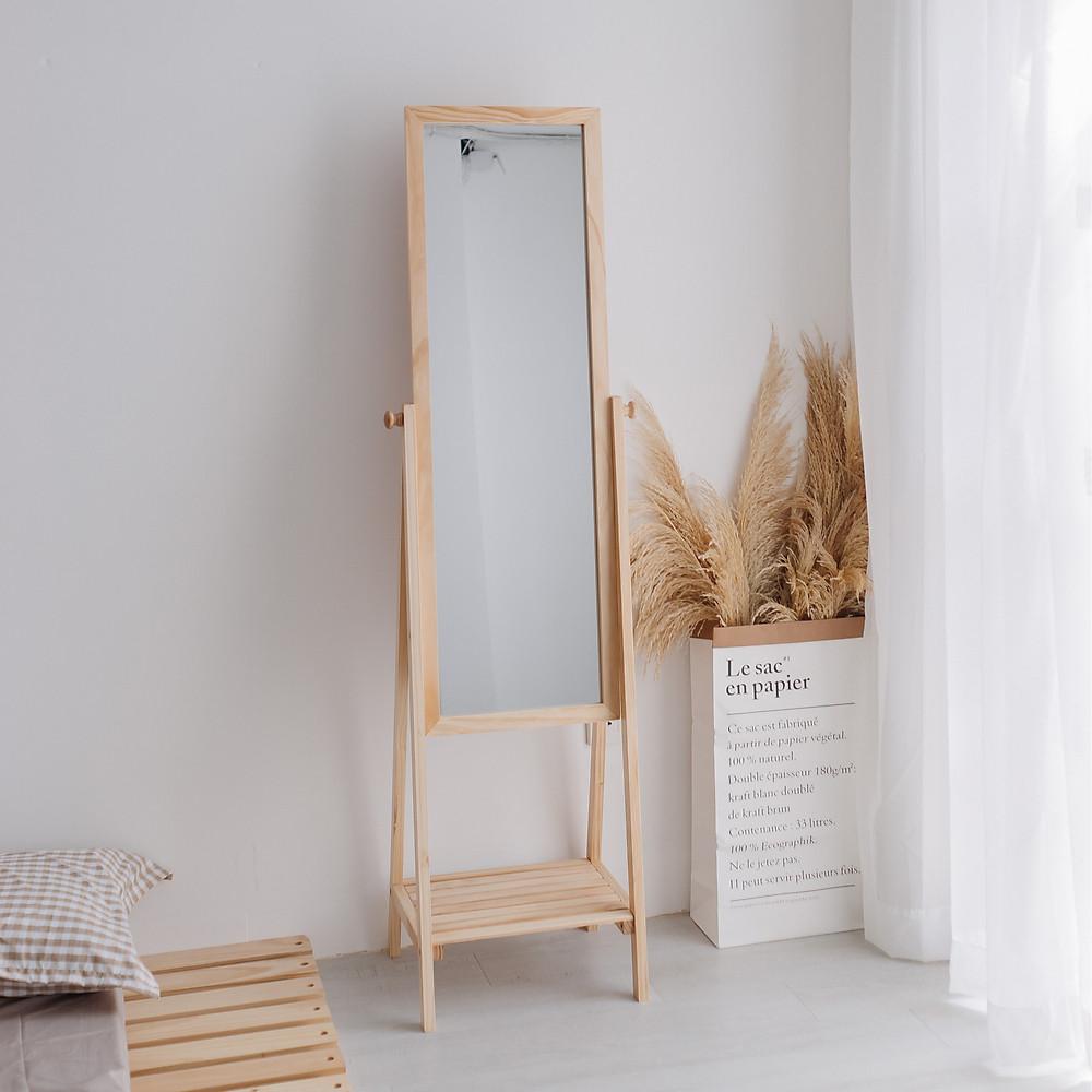 Đánh giá Gương Kệ Soi Toàn Thân  - Mirror Shelf