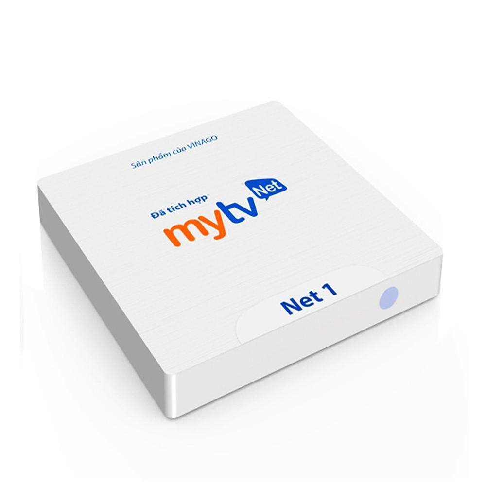 Đánh giá Hộp Android tivi box MyTV Net 1 - Điều khiển giọng nói với KM650V Hàng Chính Hãng