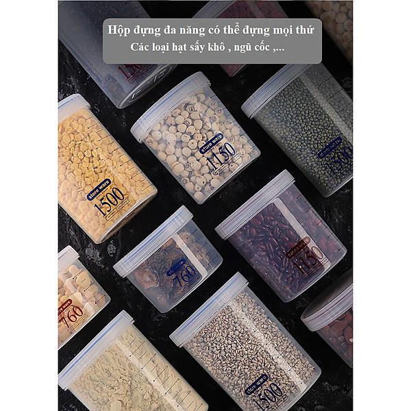 So Sánh Giá Hộp Đựng Thực Phẩm Cao Cấp Nhật Bản SPEVI - Chất Liệu PP Vô Cùng An Toàn Cho Sức Khỏe, Hộp Đựng Thực Phẩm Dùng Được Cho Lò Vi Sóng, Đựng Thực Phẩm Khô Hay Ứớt Đều Được, Đựng Sữa Cho Em Bé - Hàng Chính Hãng