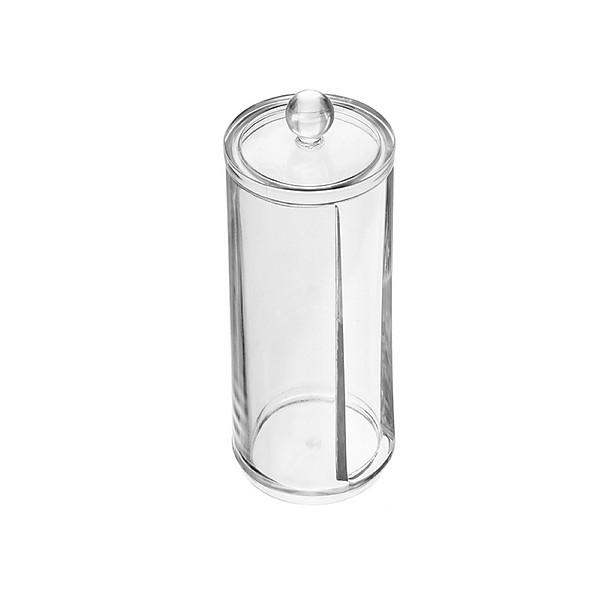 So Sánh Giá Hộp/Ống Nhựa Trong Suốt đựng Bông Tẩy Trang