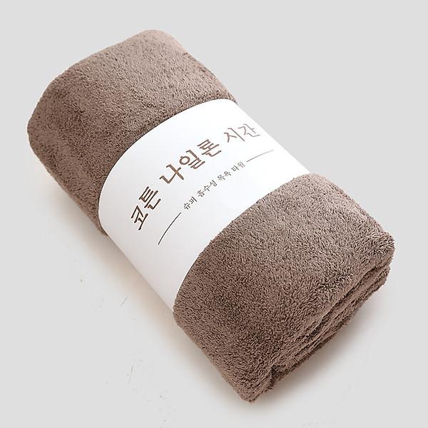 So Sánh Giá Khăn Tắm Lông Cừu Hàn Quốc