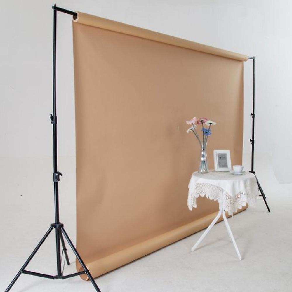Review Khung giá treo phông nền chữ U chụp ảnh, quay video lookbook, ảnh cưới, livestream kích thước 2*2m, kèm Phông nền