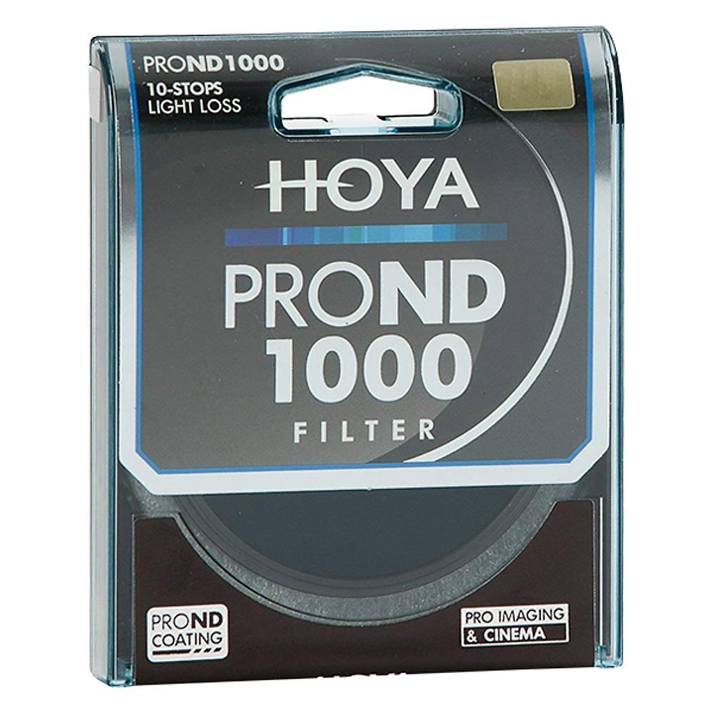 So Sánh Giá Kinh Lọc Hoya ProND1000 58mm - Hàng Chính Hãng