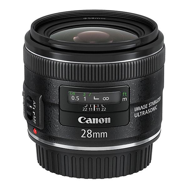 So Sánh Giá Lens Canon EF 28mm F/2.8 IS USM - Hàng Chính Hãng