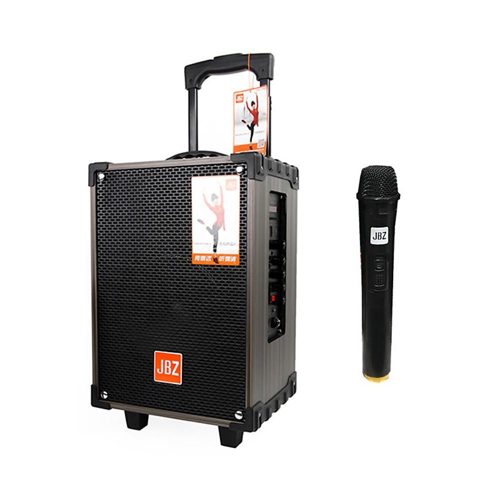 Đánh giá Loa Bluetooth 3 tấc rưỡi JBZ NE108 - Hàng nhập khẩu