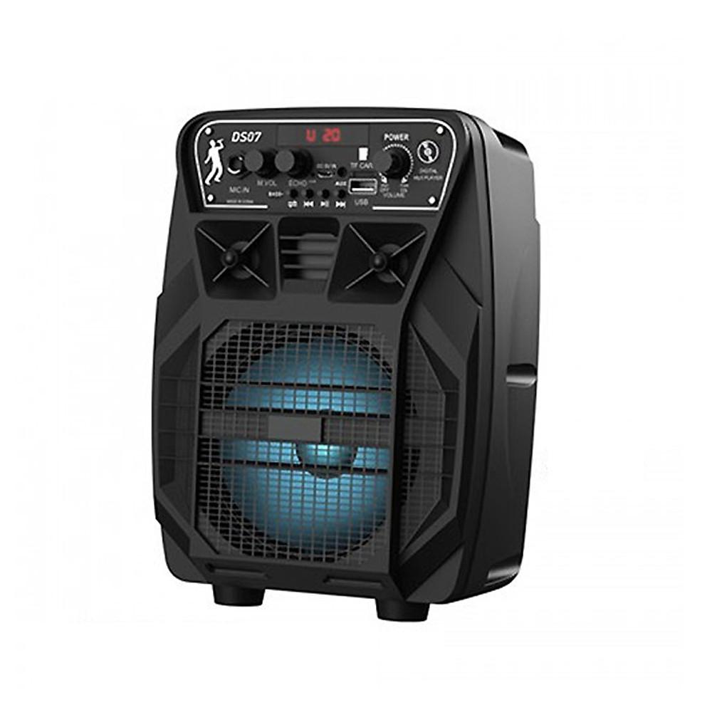 Đánh giá Loa Bluetooth Karaoke DS07 kèm 1 micro có dây - Hàng nhập khẩu