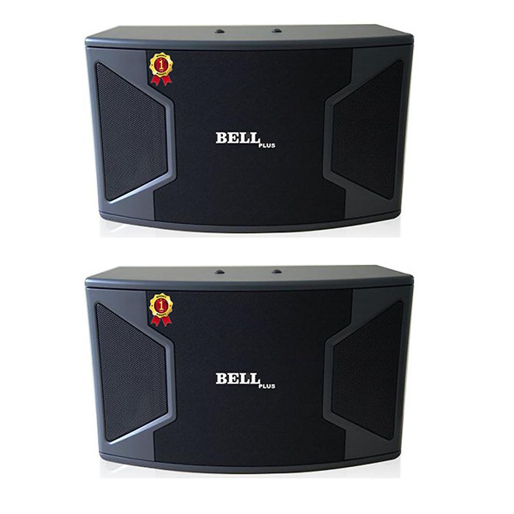 Review Loa nghe nhạc karaoke KMS 310 BellPlus (hàng chính hãng) 1 cặp