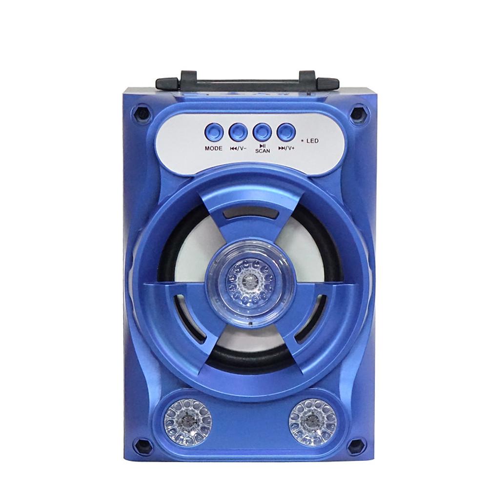 Loa Nghe Nhạc Xách Tay MS88 Hỗ Trợ Bluetooth, USB, Thẻ Nhớ, Jack 3