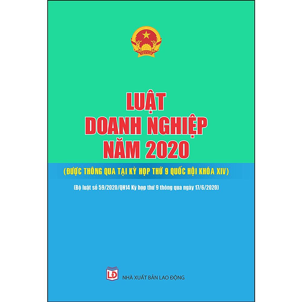 Review Luật Doanh Nghiệp Năm 2020