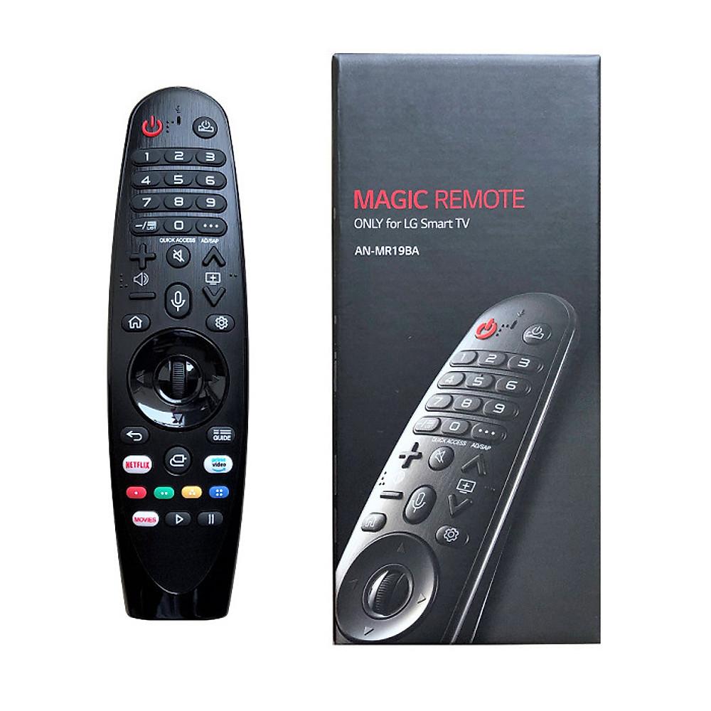 Đánh giá Magic Remote AN-MR19BA Điều Khiển Dành Cho LG Smart TV, Tivi Thông Minh LG 2019 - Chuột Bay, Nhận Giọng Nói