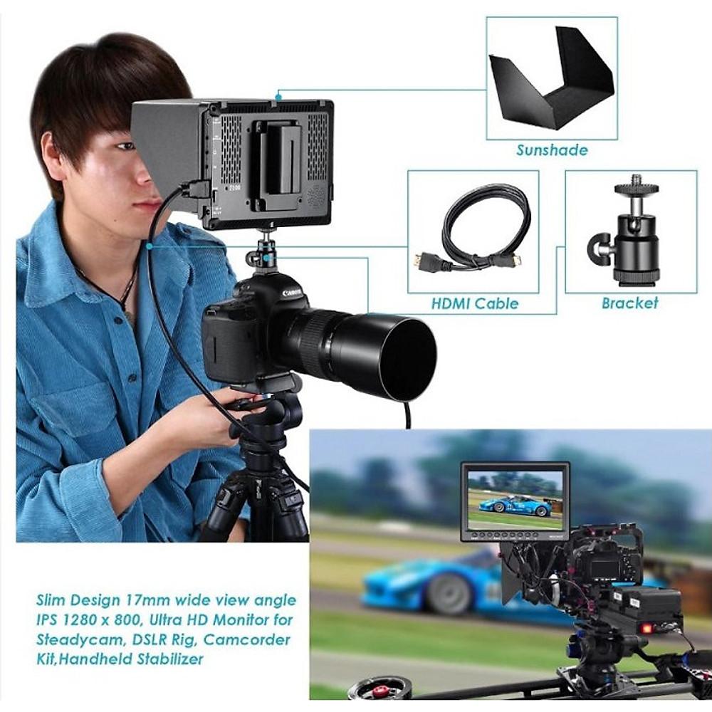 So Sánh Giá Màn Hình Neewer F100 7inch HD 1280X800 Hàng Chính Hãng.