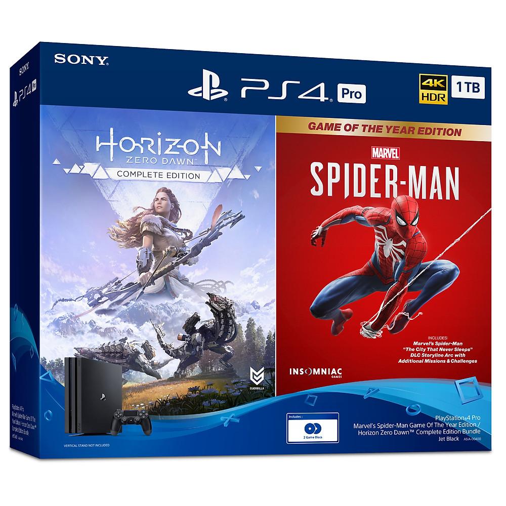 Đánh giá Máy chơi game PS4 Pro OM Bundle 2 CUH-7218B OM2 - Hàng Chính Hãng