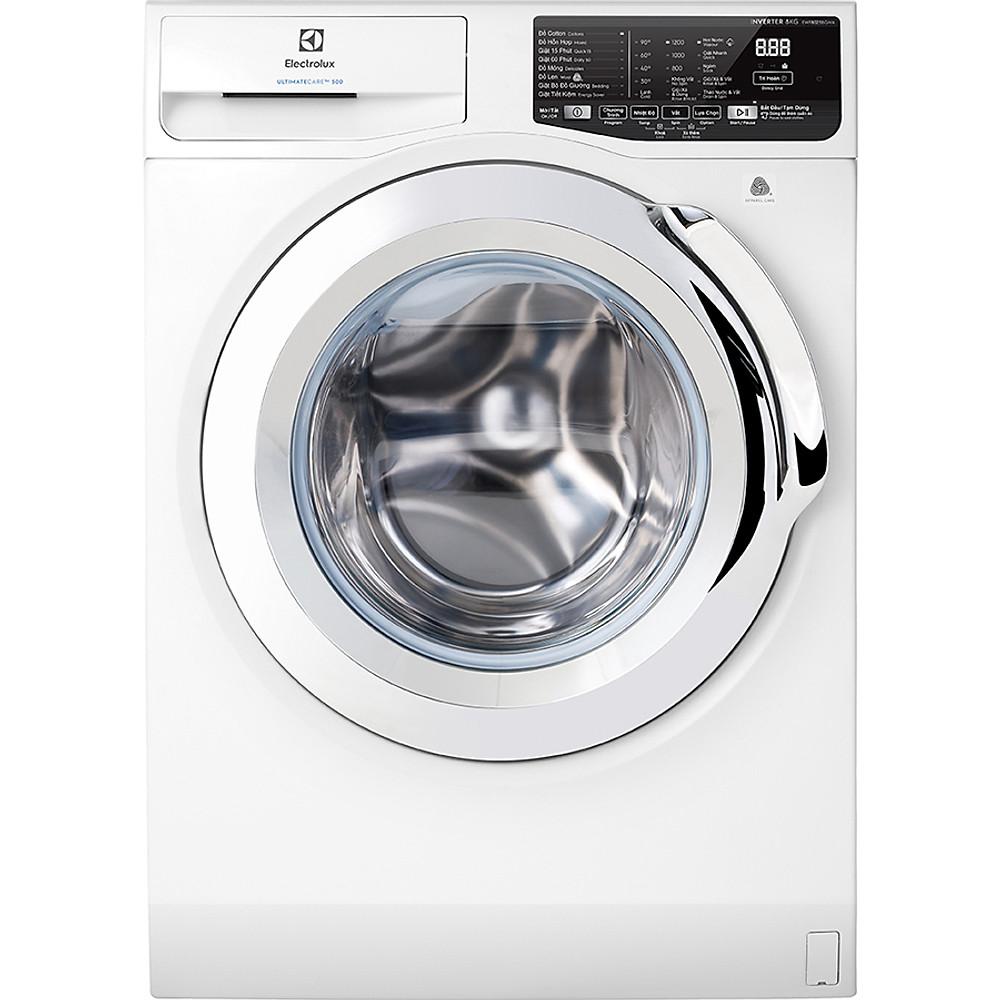 Đánh giá Máy Giặt Cửa Trước Inverter Electrolux EWF8025BQ (8kg) - Hàng Chính Hãng