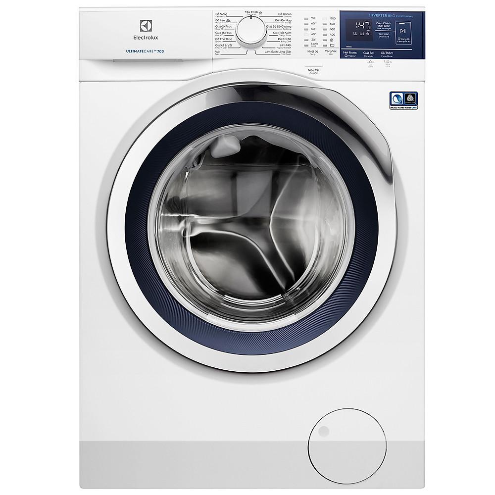 Đánh giá Máy giặt Electrolux Inverter 8 kg EWF8024BDWA