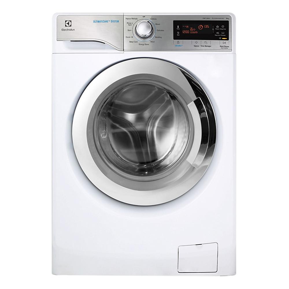 Review Máy giặt Electrolux Inverter 9 kg EWF12933