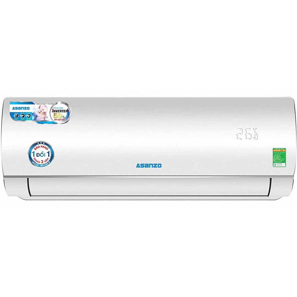 Đánh giá Máy Lạnh Asanzo Inverter 1