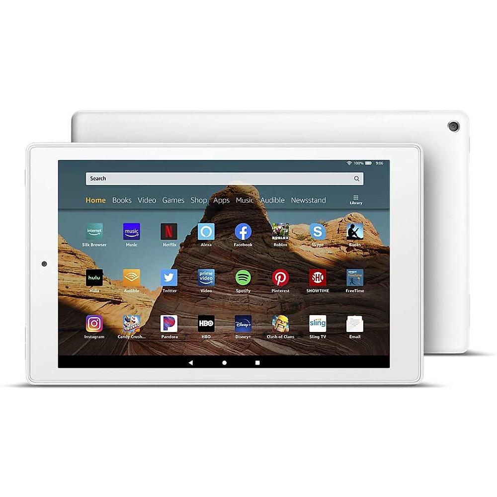 Review Máy tính bảng Kindle Fire HD 10 - Hàng Nhập Khẩu
