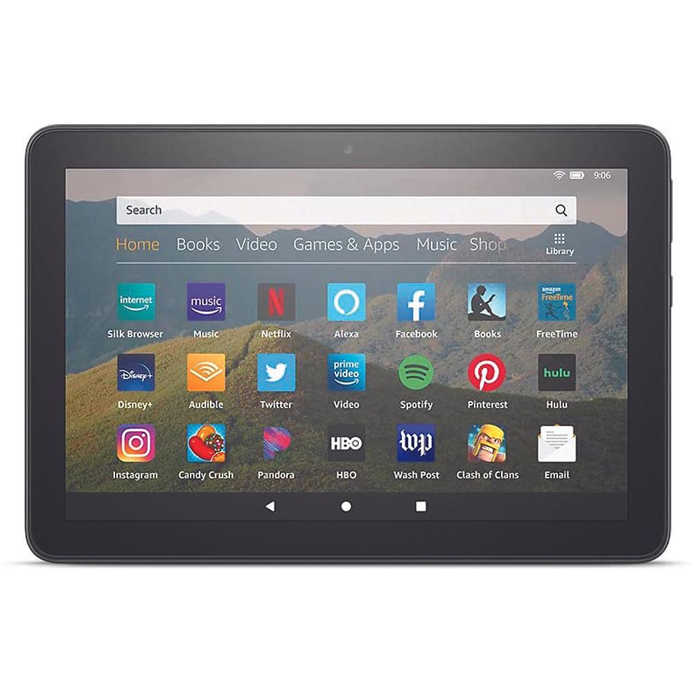 Review Máy tính bảng Kindle Fire HD8 Model 2020 - 32GB - Hàng nhập khẩu
