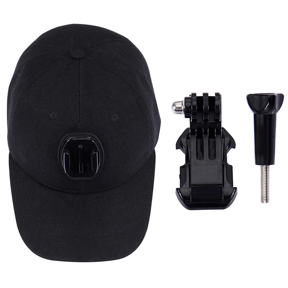 Đánh giá Mũ nón lưỡi trai gắn GoPro Hero Action Cam