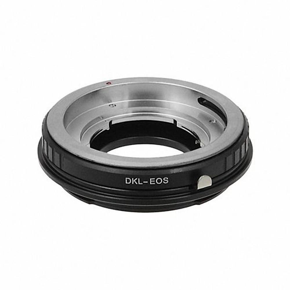 So Sánh Giá Ngàm Chuyển Cho Deckel Bayonet DK Canon EOS Camera