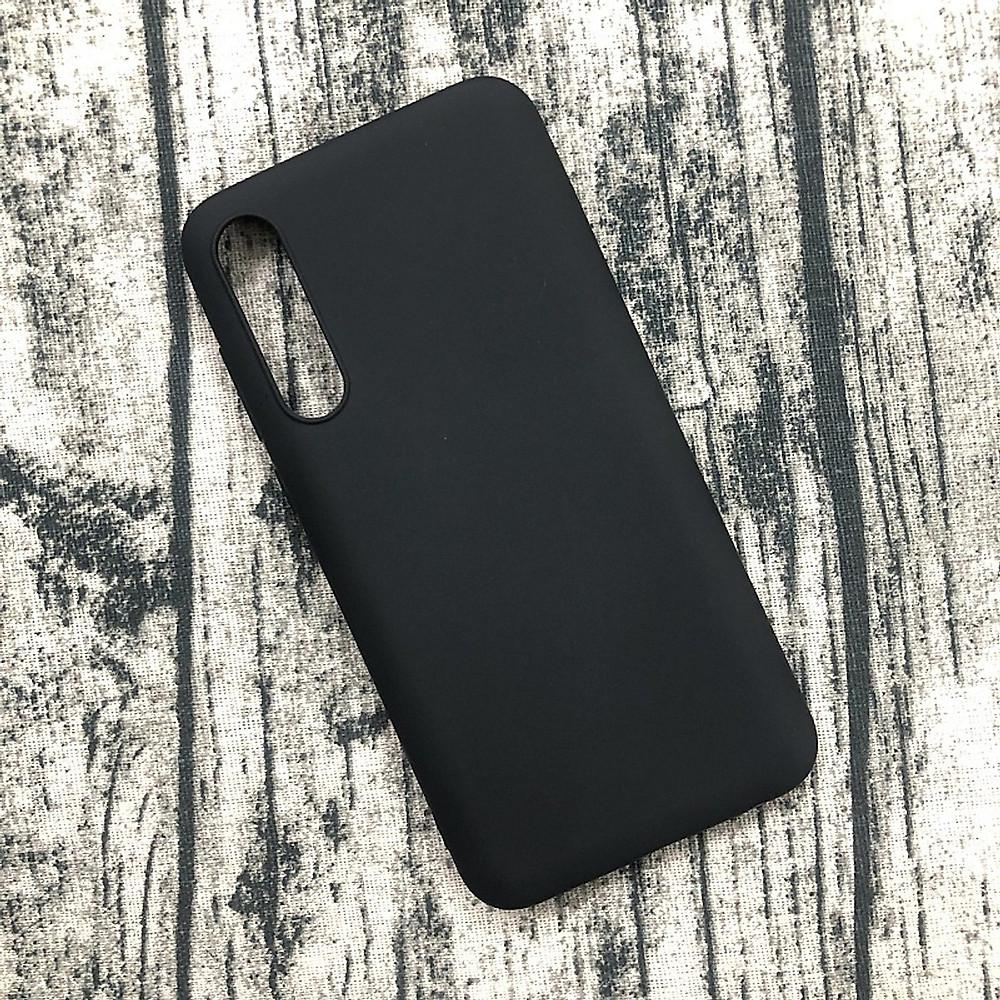 Đánh giá Ốp lưng cho Vsmart Live chất liệu silicon dẻo màu đen cao cấp chống bám vân tay