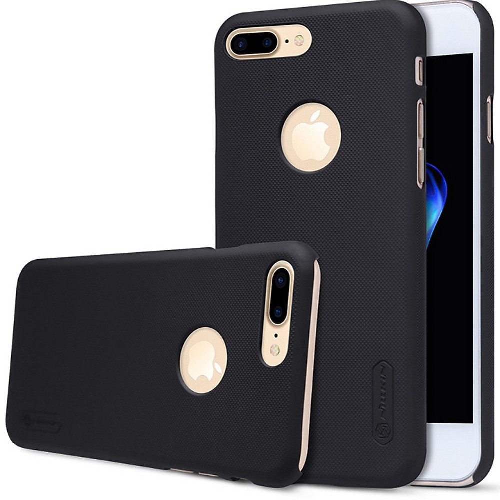 Đánh giá Ốp lưng chống sốc cho Iphone 7 Plus và Iphone 8 Plus hiệu Nillkin (Đính kèm phụ kiện ngẫu nhiên) - Hàng chính hãng (Đen)