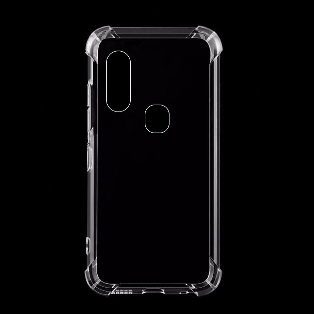 Đánh giá Ốp Lưng Dành Cho Samsung A20S Chống Sốc 4 Đầu 2020 Silicone Dẻo Trong Suốt