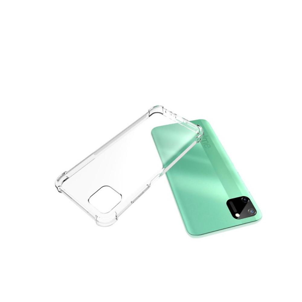 Đánh giá Ốp lưng dẻo trong chống sốc dành cho Realme C11
