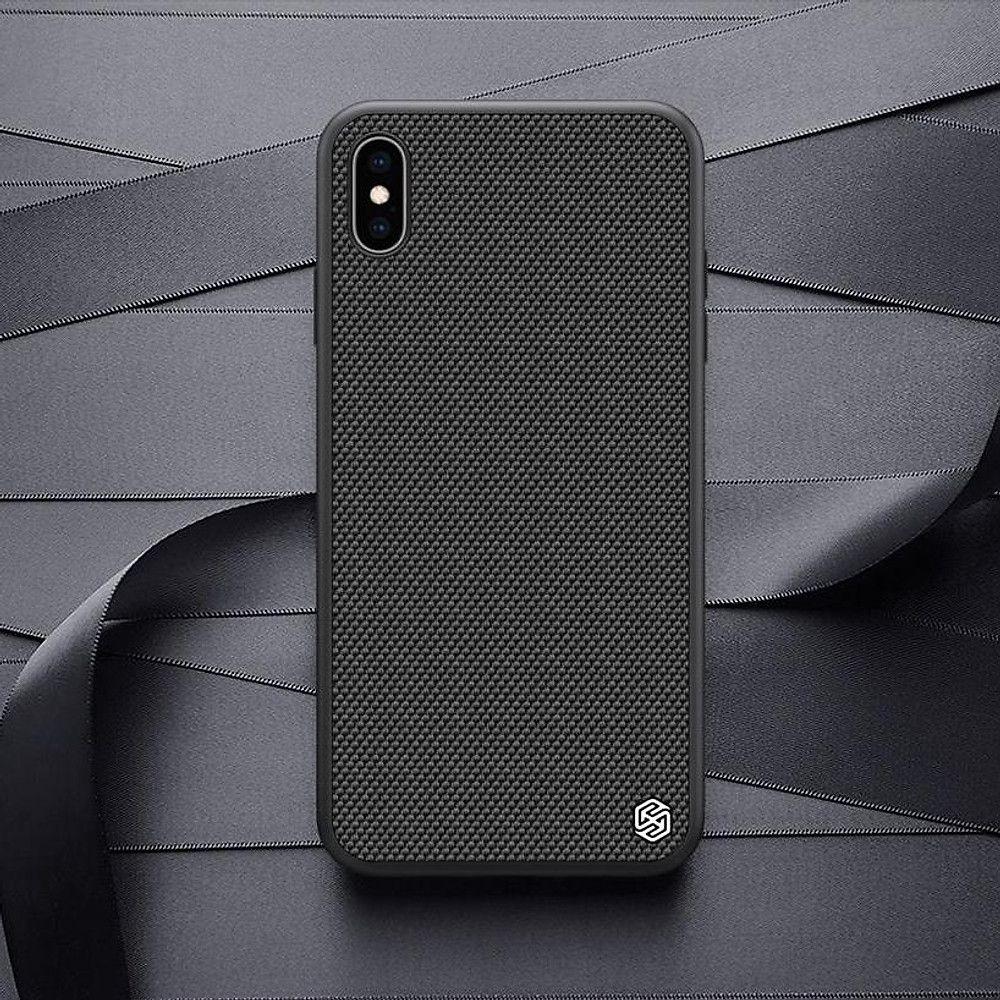 Đánh giá Ốp lưng Nillkin Textured Case vân carbon cho iPhone X