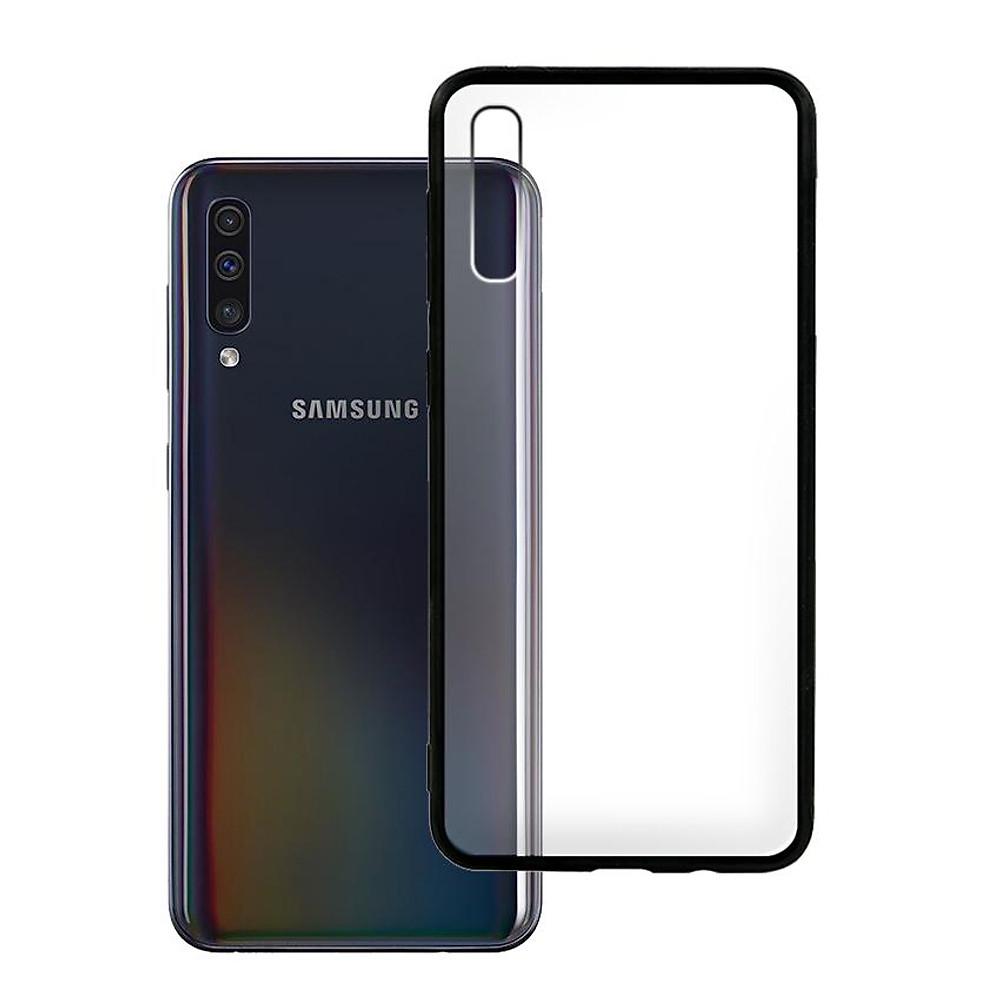 Đánh giá Ốp lưng Samsung Galaxy A50 - Bề mặt nhám chống vân tay, lưng cứng, viền TPU dẻo - 02104 - Hàng Chính Hãng