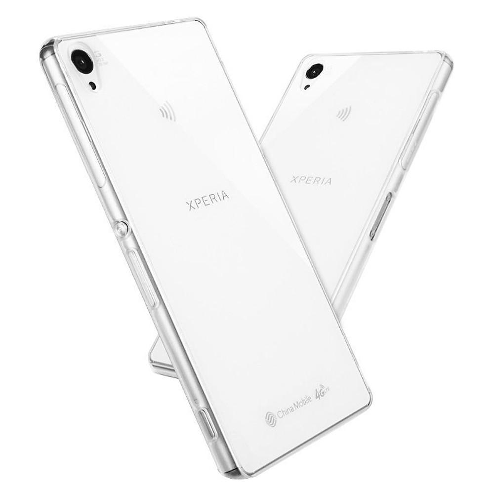 Đánh giá Ốp lưng silicon dẻo trong suốt loại A cao cấp cho Sony Xperia XA1 Plus