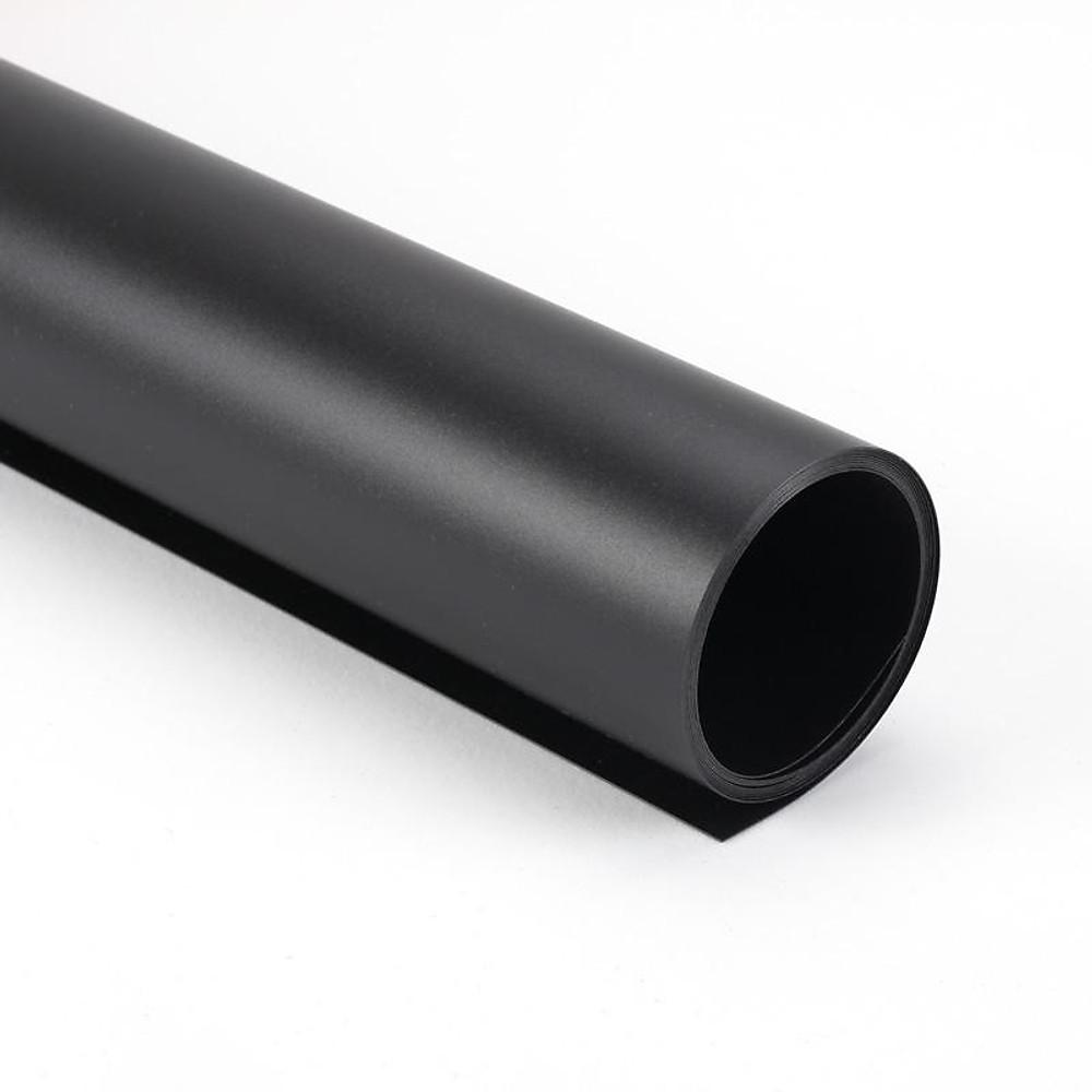 Review Phông nền nhựa PVC chụp ảnh sản phẩm màu đen
