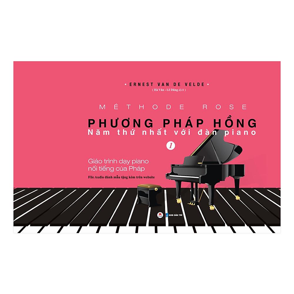 Review Phương Pháp Hồng - Năm Thứ Nhất Với Đàn Piano (Tái Bản)