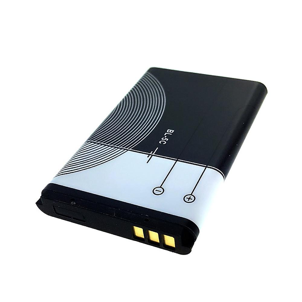 Review Pin điện thoại  BL-5C dành cho điện thoại 1202;1280;2255;1110;205;C2-00;6630;6681;2700c;