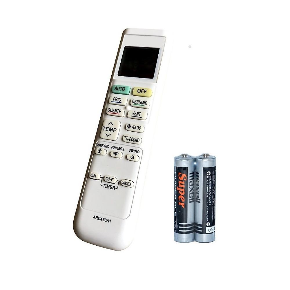 Đánh giá Remote Điều Khiển Dành Cho Máy Lạnh, Điều Hòa DAIKIN FTKC Series ARC480A1