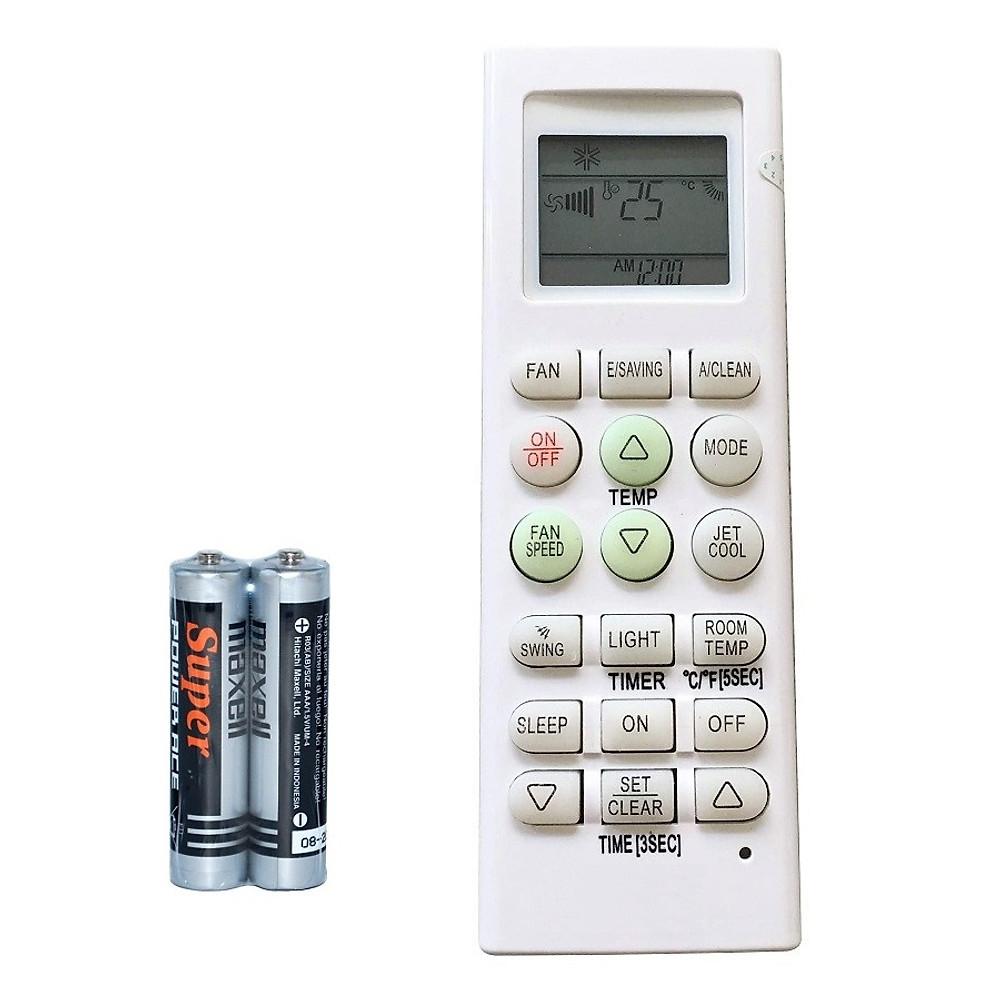 Đánh giá Remote Điều Khiển Dành Cho Máy Lạnh, Điều Hòa LG Inverter AKB73315601 (Kèm pin AAA) - Hàng nhập khẩu